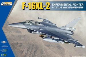 F-16XL-2 Experimental Fighter - K48086 Kinetic Model 1:48