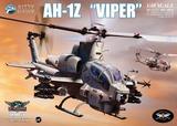 AH-1Z Viper Ver.2 вертолет - KH80125+ Kitty Hawk 1:48