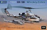 AH-1W Whiskey Cobra ударный вертолет - KH80164 Kitty Hawk 1:48