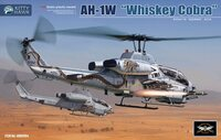 AH-1W Whiskey Cobra ударный вертолет - KH80164 Kitty Hawk 1:48