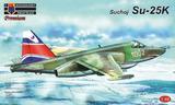 Су-25К (Frogfoot-A) штурмовик - KPM-4805 Kovozavody 1:48