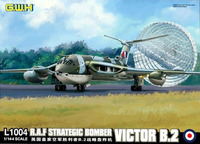 Victor B.2 (Виктор-Б2) RAF Strategic Bomber  - L1004 Great Wall Hobby 1:144