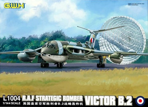 Victor B.2 (Виктор-Б2) RAF Strategic Bomber  - L1004 Great Wall Hobby 1:144