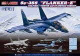 Су-35C (Su-35S Flanker-E) - L4823 Great Wall Hobby 1:48