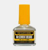 Клей с кисточкой Mr.Cement Deluxe - MC-127 Mr.Hobby 40мл