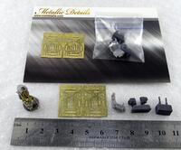 Кресло катапультное К-36ДМ - MDR7218 Metallic Details 1:72