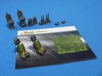Кресло катапультное К-36Д-3.5 - MDR7232 Metallic Details 1:72