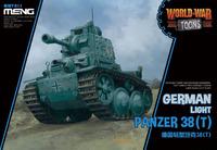 Panzer 38 (t) мультяшный танк - WWT-011 Meng Egg