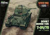 Т-34-76. WWT-006 Meng