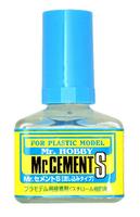 Клей супержидкий с тонкой кисточкой 40мл MR.CEMENT S MC129