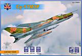 Су-17М3Р самолет-разведчик - 72048 Modelsvit 1:72
