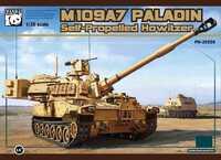 M109A7 Paladin (САУ Паладин) - PH35028 Panda Hobby 1:35