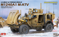 US MRAP M1240A1 M-ATV - RM-5032 RyeField Model 1:35