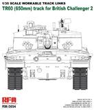 Challenger 2 TR60 (Челенджер-2) подвижные траки - RM-5054 Rye Field Model 1:35