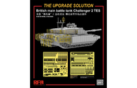 Challenger 2 TES (Челенджер-2) Upgrade - RM-2001 RyeField Model 1:35