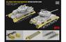 US M4A3 76W HVSS Sherman (Шерман) Upgrade - RM-2002 RyeField Model 1:35