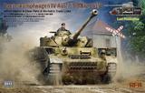 Panzerkampfwagen IV Ausf.H Sd.Kfz.161/1 Early средний танк - RM-5043 RyeField Model 1:35