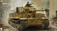 Panzer VI Ausf E Tiger I (Тигр поздний) тяжелый танк - 5015 RyeField Model 1:35