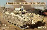 FV510 Warrior TES(H) - SS-017 Meng 1:35