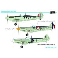 Seafire Mk.XV ранний палубный истребитель - SW72056 Sword 1:72
