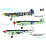 Seafire Mk.XVII палубный истребитель - SW72058 Sword 1:72