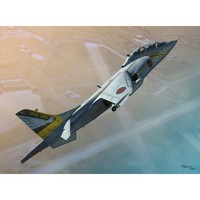Harrier T Mk.4-4N учебно-тренировочный - SW72062 Sword 1:72