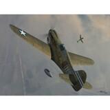 P-40K Warhawk истребитель - SW72063 Sword 1:72