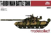 Т-80БВ ОБТ. UA72025 Modelcollect 1:72