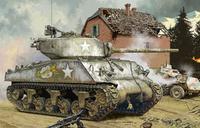 M4A3(76)W Sherman средний танк - TS-043 Meng 1:35