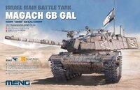 Magach 6B GAL - TS-044 Meng 1:35