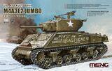 M4A3E2 Jumbo средний танк - TS-045 Meng 1:35