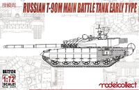 Т-90М ранний ОБТ - UA72124 Modelcollect 1:72