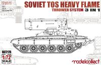 ТОС (TOS Heavy Flame Thrower System 3 in 1) - UA72176 Modelcollect 1:72