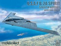 USAF B-2A Spirit Stealth Bomber w/Mop GBU-57 - UA72206 Modelcollect 1:72
