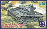 Pz.Kpfw.III Ausf.L средний танк - UM272 Unimodel 1:72