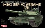 M1A2 SEP V2 Abrams ОБТ - 01101 Voiio 1:35