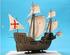 Сан-Габриэль парусник XVI века - 9008 Звезда 1:350