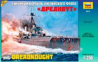 Линкор Дредноут - 9039 Звезда 1:350